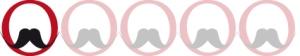 En 2016, toujours pas de logo zéro moustache