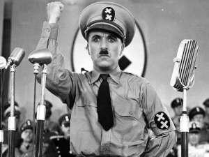 Chaplin dictateur