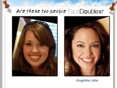 Quoi, tu ne me reconnais pas? C'est moi, Angelina!