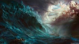 Une vague idée de Tsunami