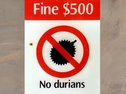 no-durian